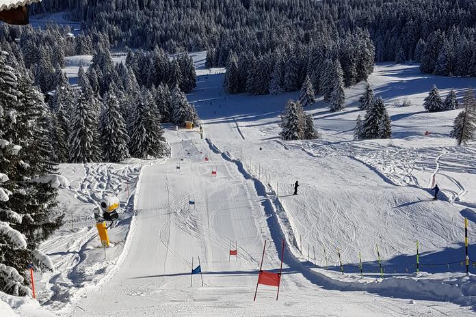Skilager Valbella 2010
